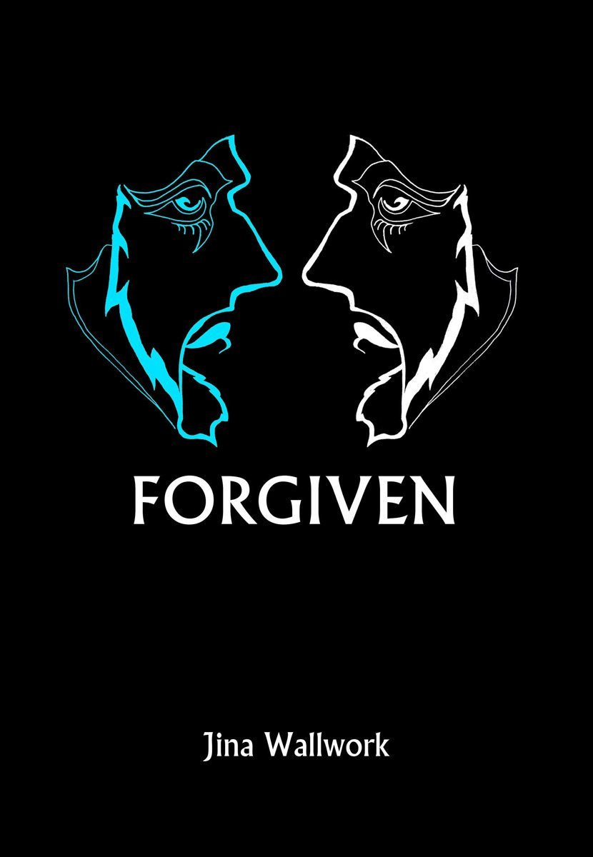 Forgiven (book cover) by Jina Wallwork