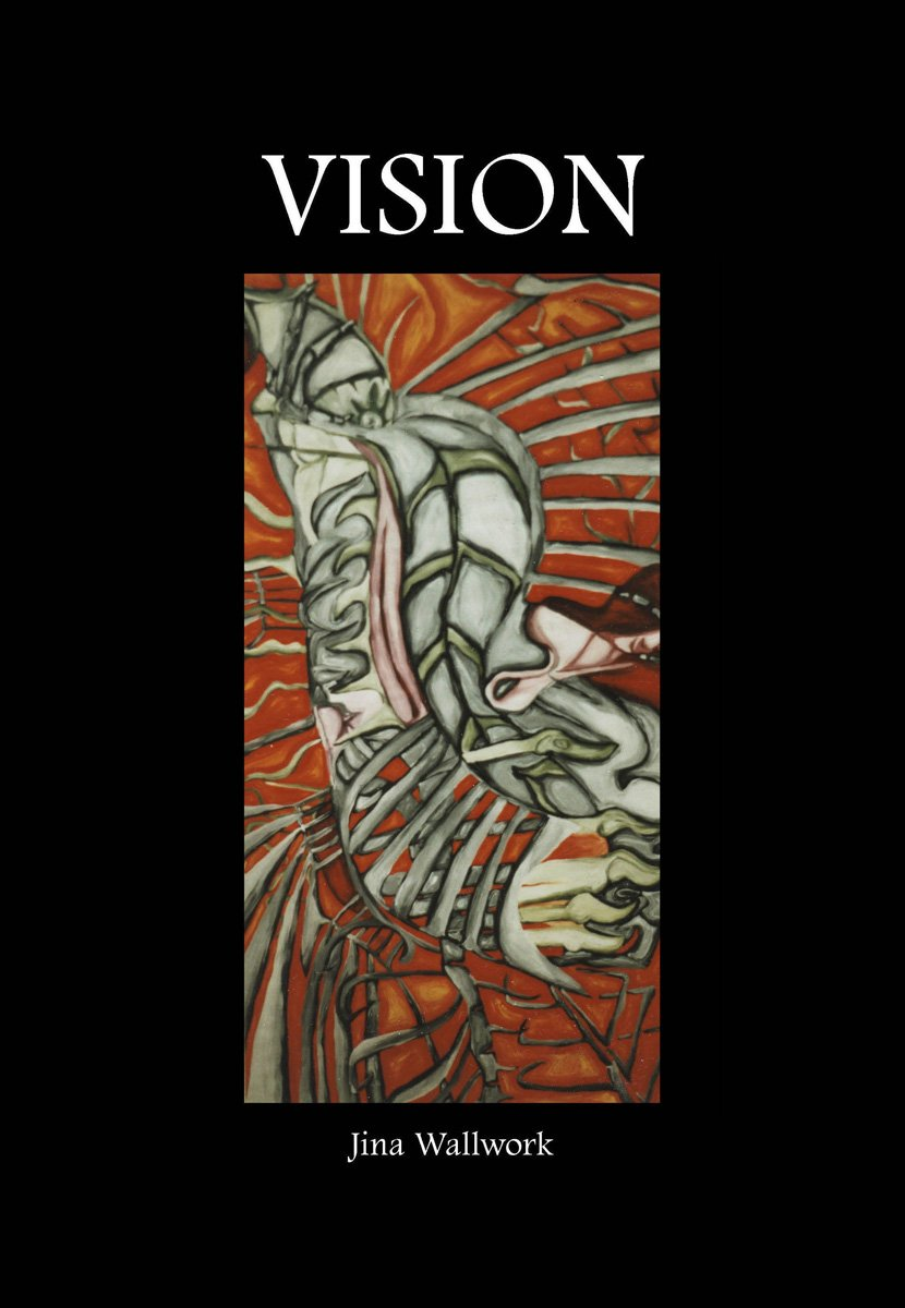 Vision (book cover) by Jina Wallwork