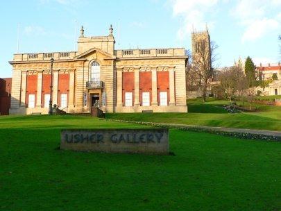 the usher gallery by ian carrington