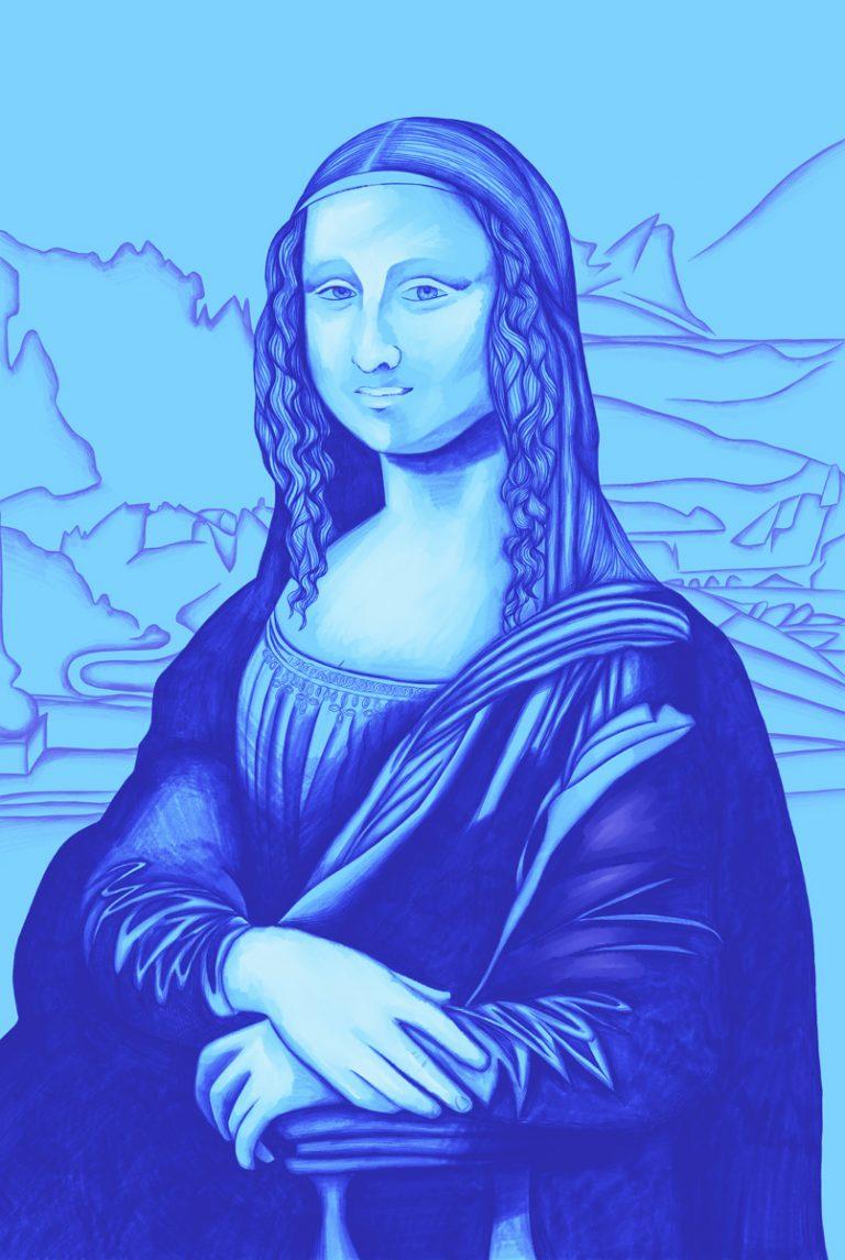 Mona Lisa 11