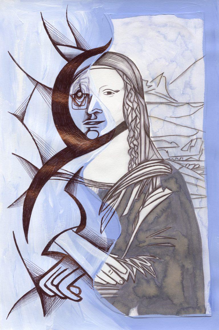 Mona Lisa 12