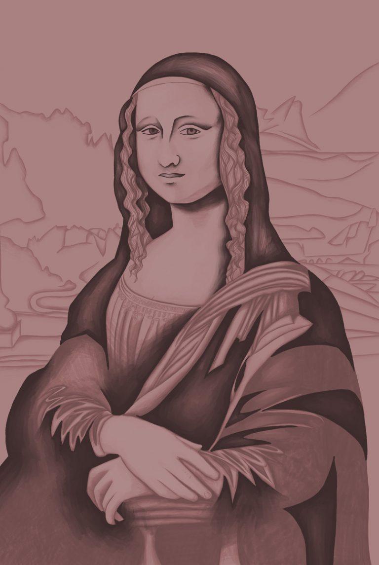Mona Lisa 15