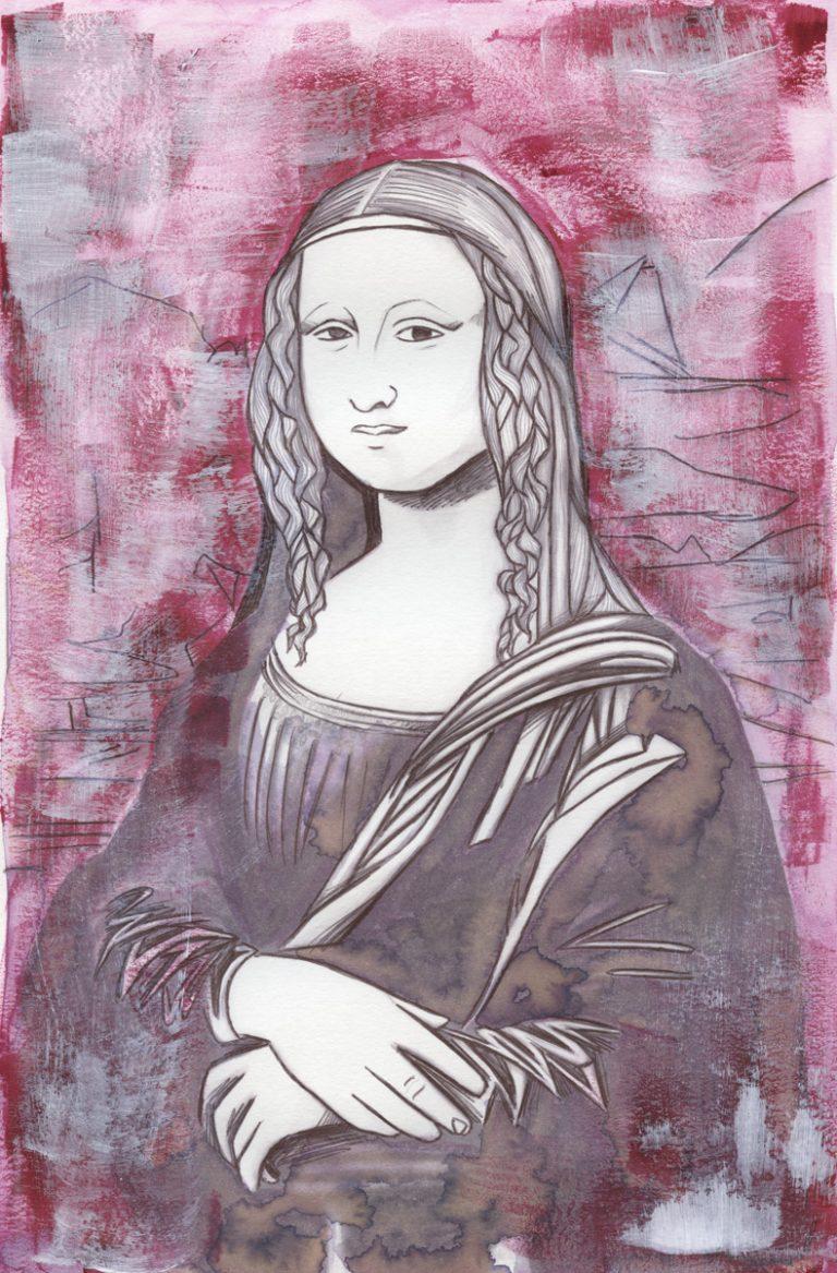 Mona Lisa 19