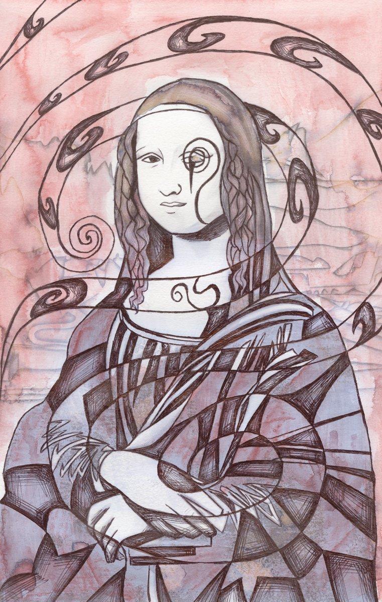 Mona Lisa 22