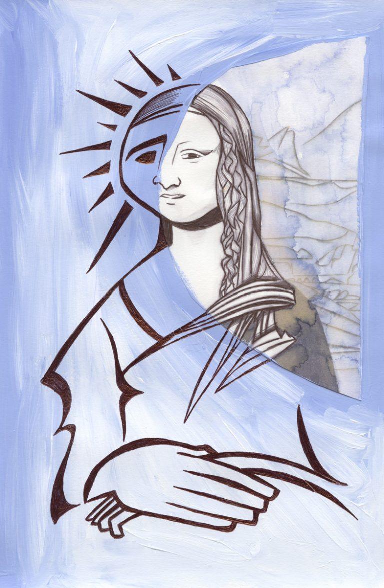 Mona Lisa 24