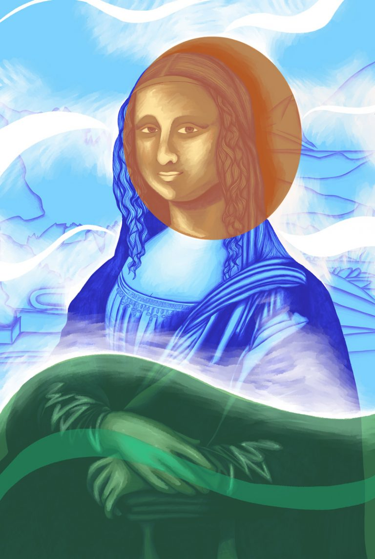 Mona Lisa 26
