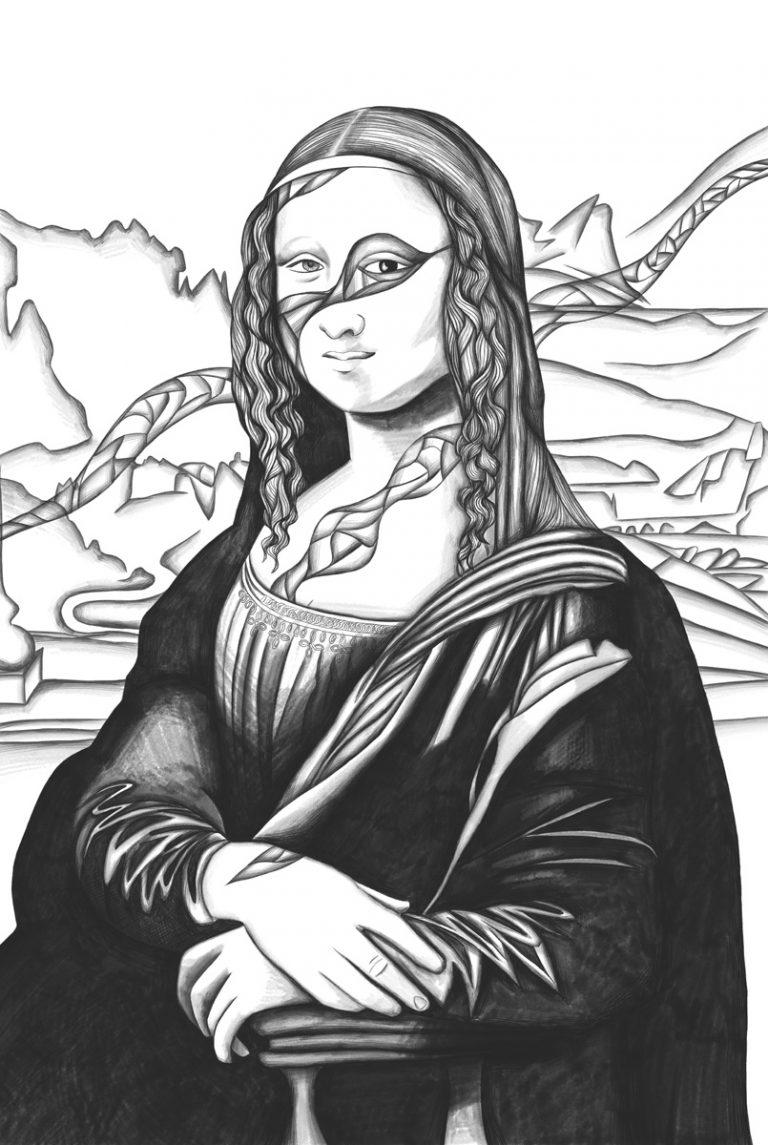 Mona Lisa 29
