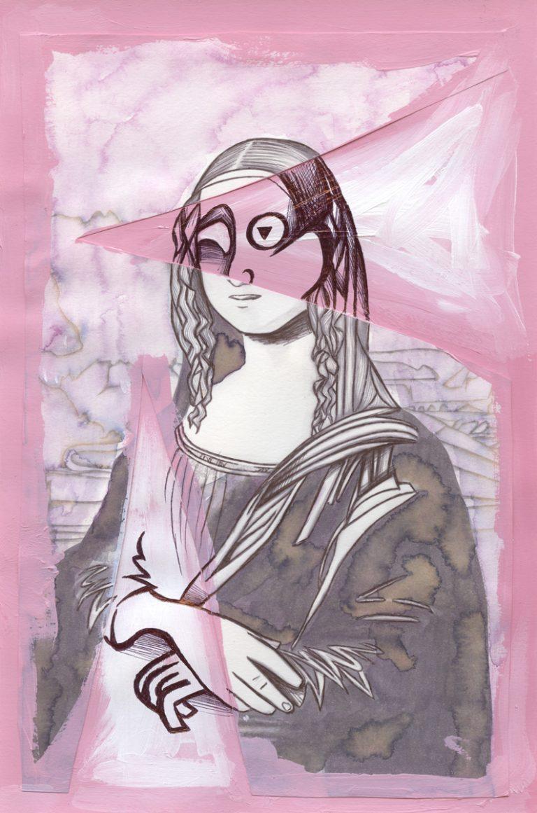 Mona Lisa 43