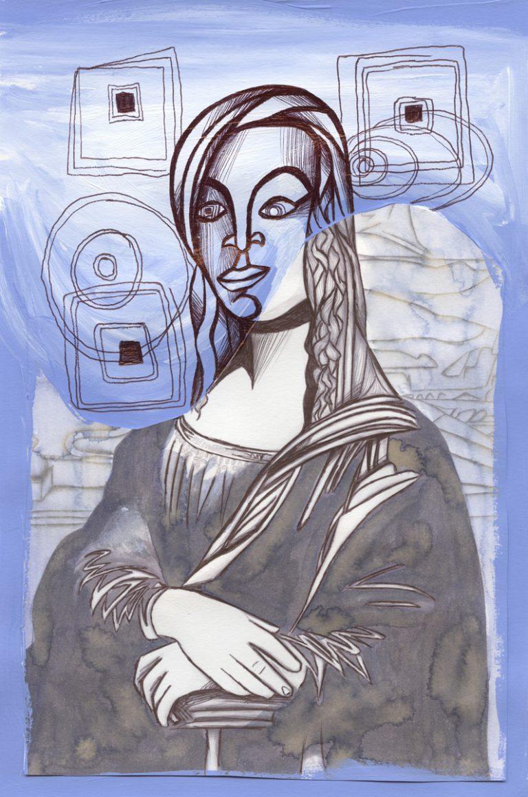 Mona Lisa 49