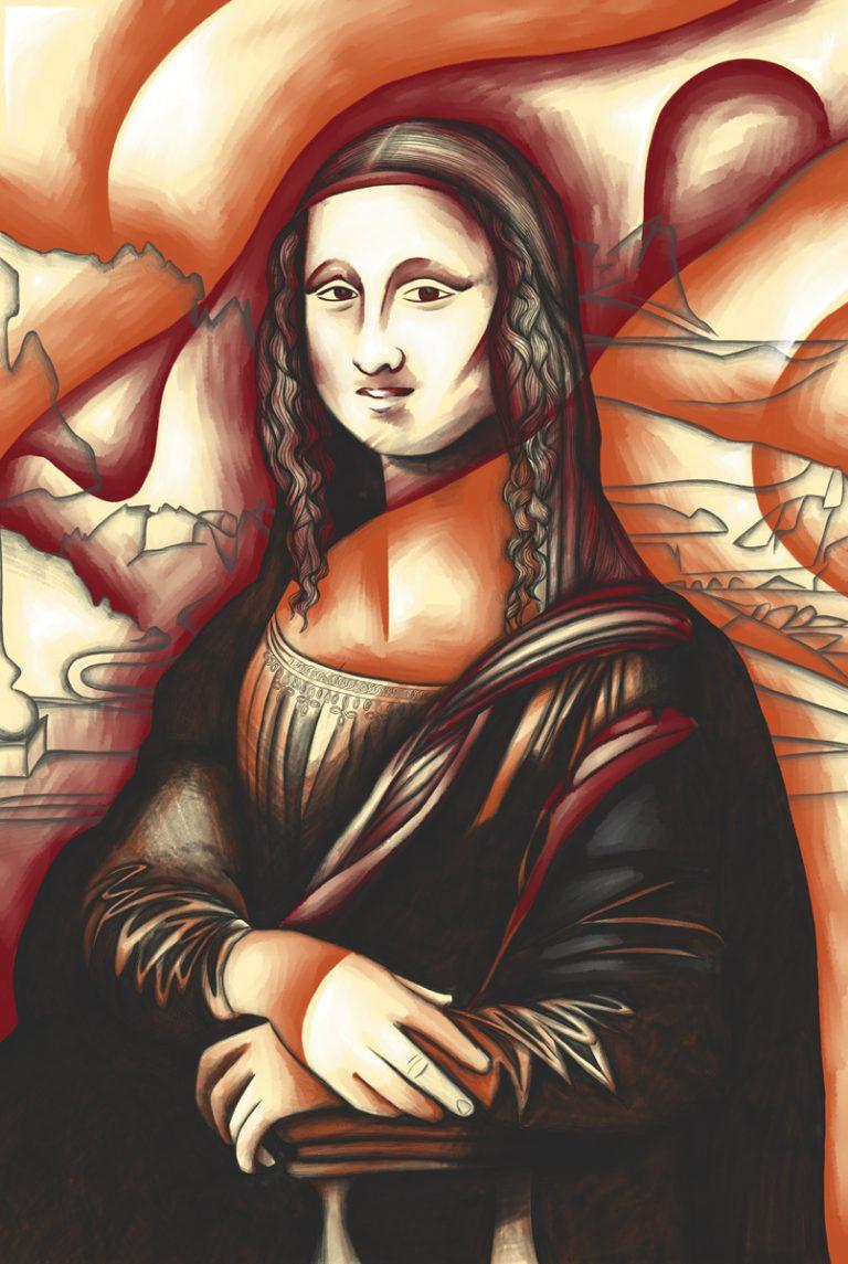Mona Lisa 60