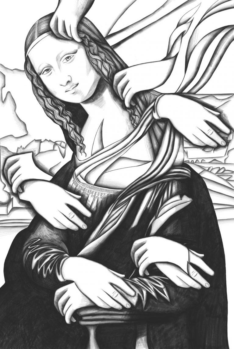 Mona Lisa 82