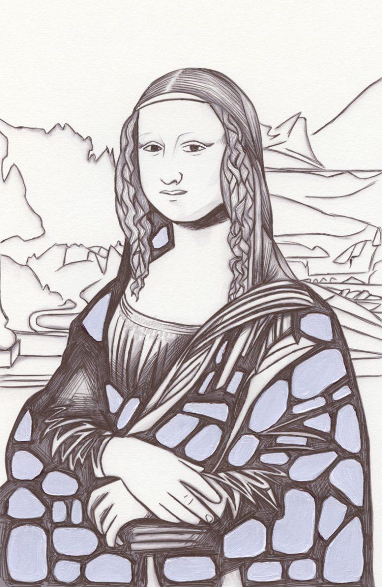 Mona Lisa 87