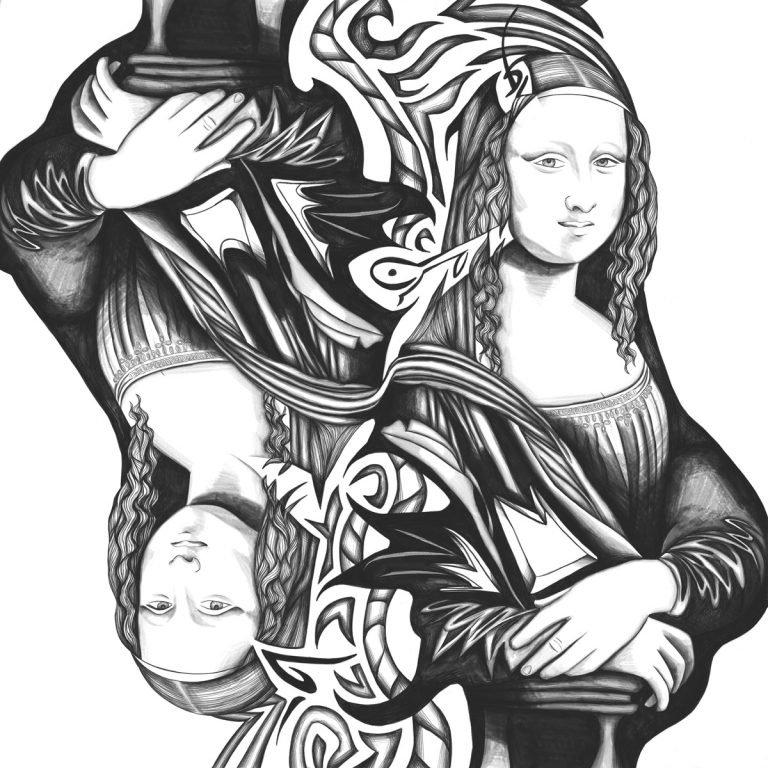 Mona Lisa 92