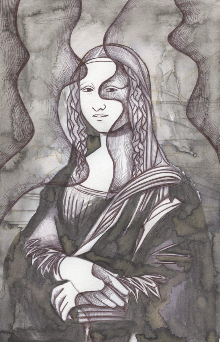 Mona Lisa 93