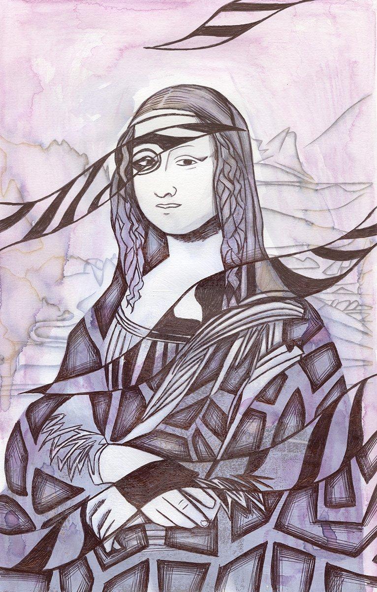 Mona Lisa 101