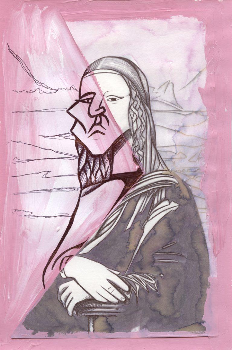 Mona Lisa 96