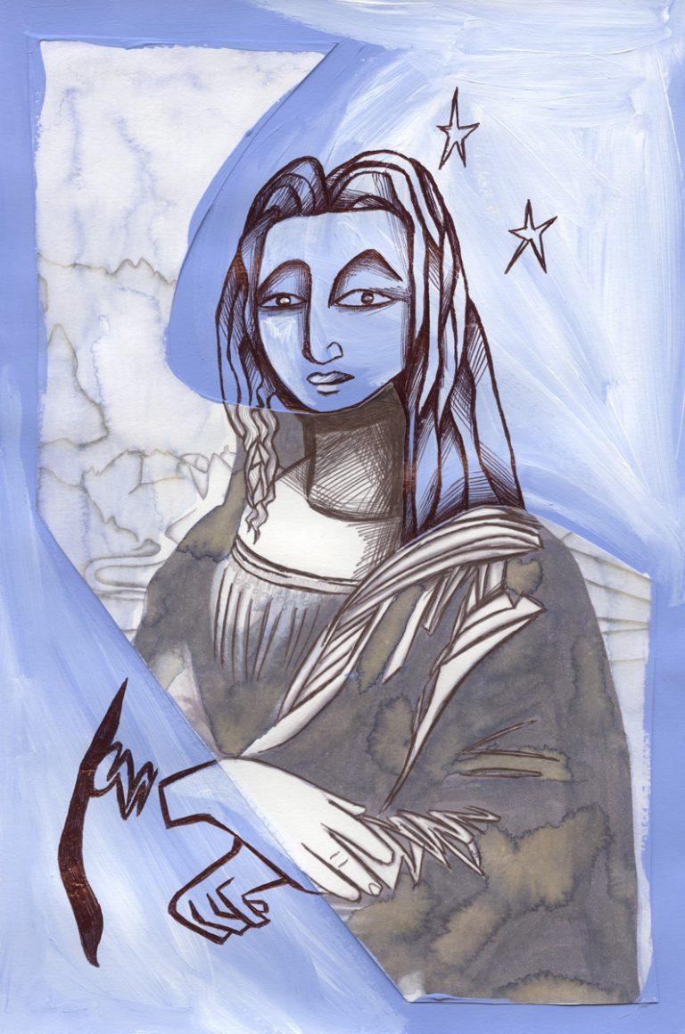 Mona Lisa 99