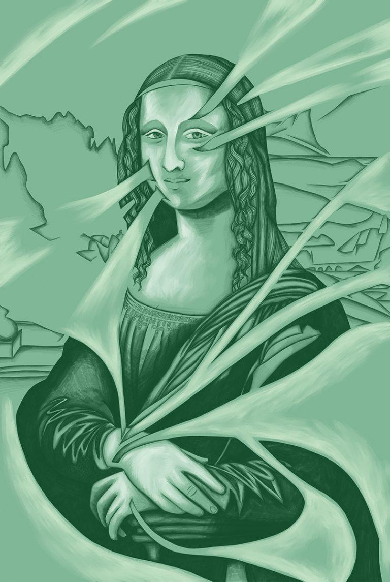 Mona Lisa 106