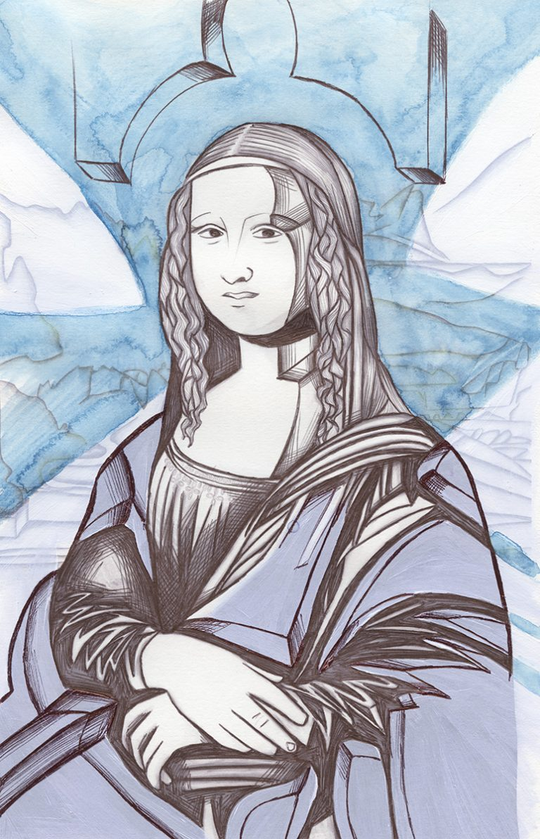 Mona Lisa 108
