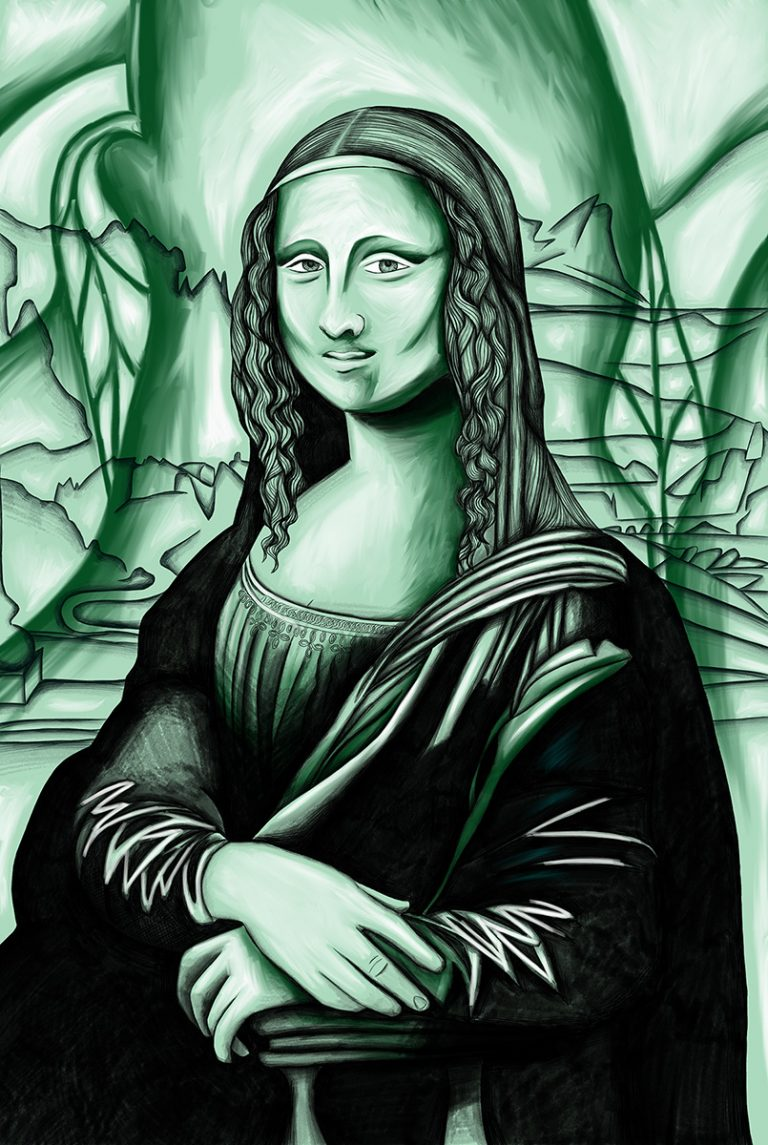 Mona Lisa 111
