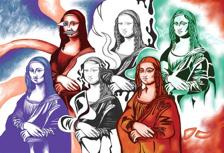 Mona Lisa 115